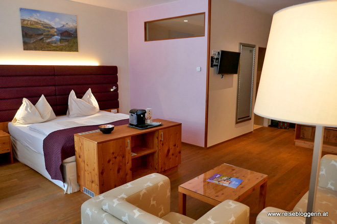 Suite im Narzissen Vital Resort