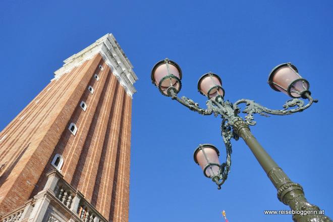 Der Campanile von Venedig