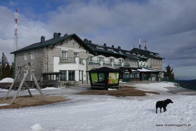 Berggasthof auf der Rax