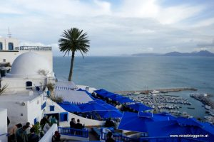 Cafe in Sidi Bou Said