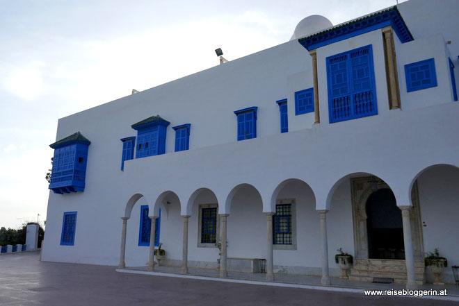 Das Palais Ennejma Ezzarah