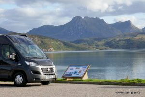 Wildcampen in Schottland