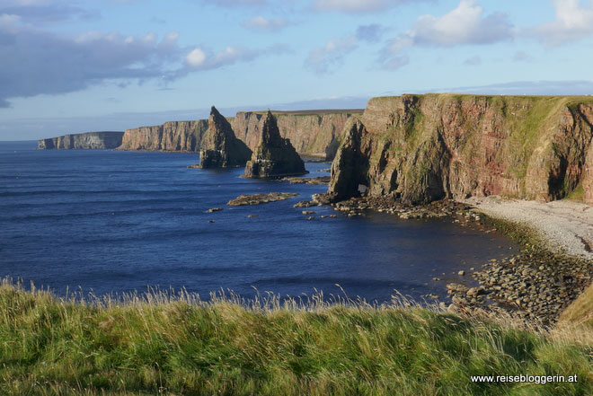 Stacks of Duncansby - Eine Felsenformation in Schottland