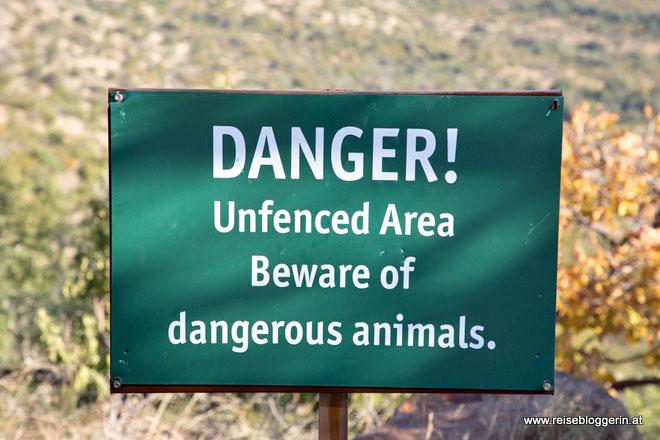 Südafrika Sicherheit