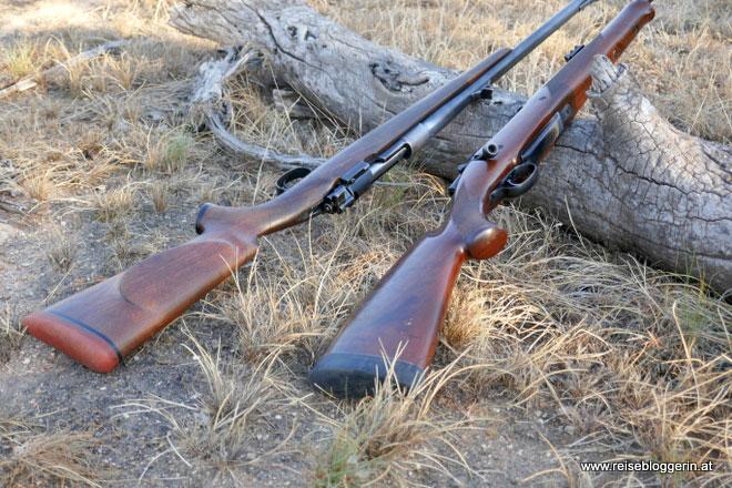 Waffen in Südafrika