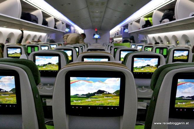 Mit Ethiopian Airlines nach Südafrika