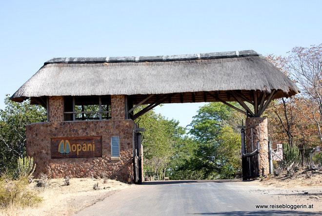 Mopani Restcamp