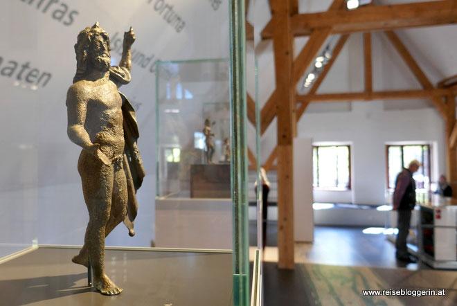 Jupiter im Römermuseum Passau