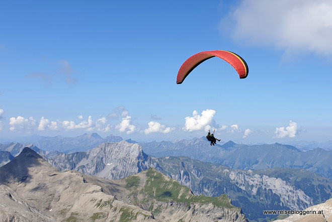 Paragliding Schilthorn