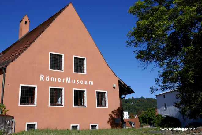 Römermuseum Kastell Boiotro