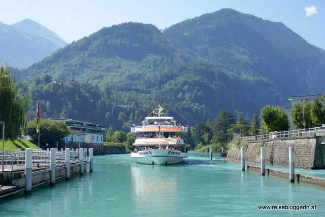 Swiss Travel Pass – Mit Bahn, Bus und Schiff durch die Schweiz