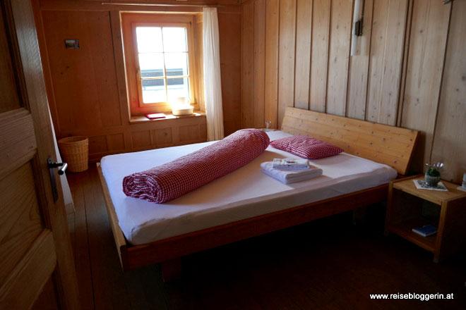 Zimmer im Berghaus Niesen