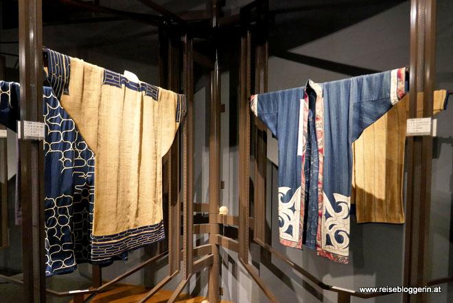Kleidung der Ainu