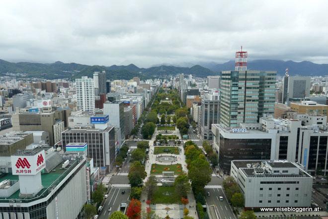Sapporo Hauptstadt Hokkaido
