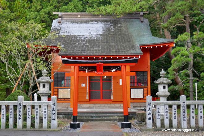 Schrein in Hakodate