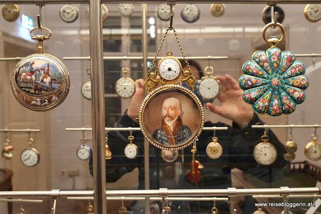 Uhrensammlung der Marie von Ebner-Eschenbach