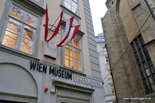 Wien Museum Uhrenmuseum