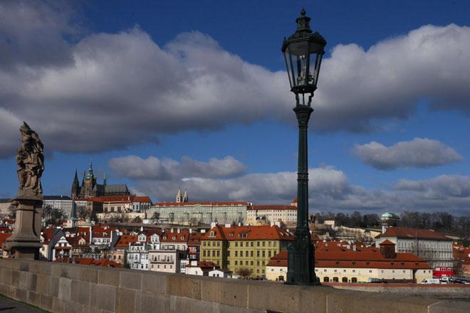 Prag: Karlsbrücke
