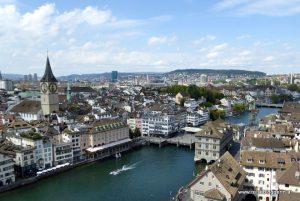 Die Schweiz online besuchen