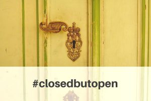 Closed but open