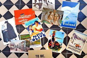 Postkarten aus aller Welt