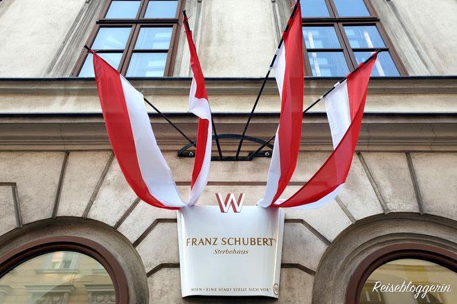 Franz Schubert Sterbehaus