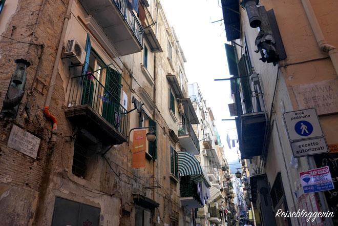 Spagnoli in Neapel