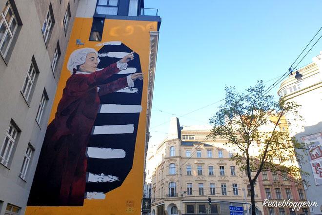 Street Art Wien