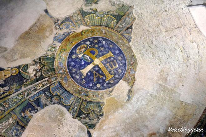Die Taufkapelle San Giovanni in Fonte