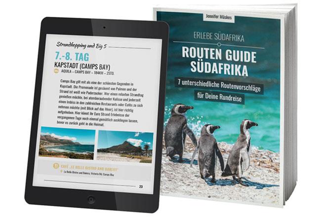 eBook Erlebe Südafrika von Jennifer Müskes