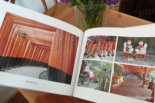 Fotobuch mit Bildern