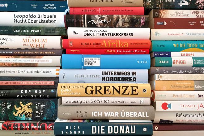 In 80 Büchern um die Welt