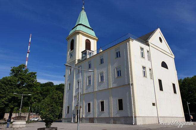 St.Josefskirche am Kahlenberg