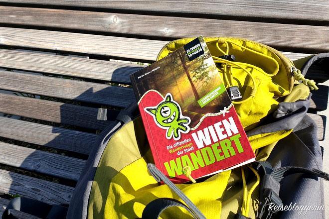 Wien wandert - Das Buch von Martin Moser