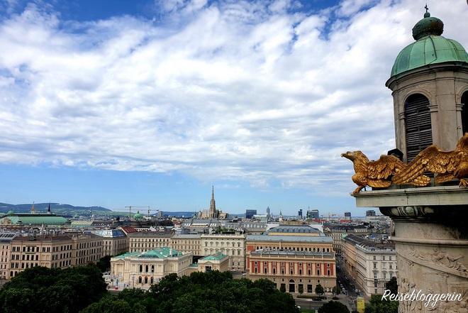 Ein Besuch der Karlskirche während meines Wien Urlaub