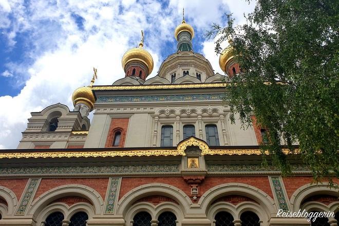 russisch-orthodoxe Kirche in Wien