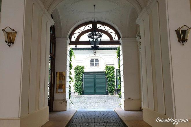 Verborgene Wiener Innenhöfe