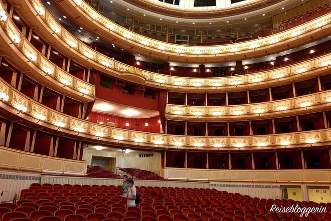 Die Oper in Wien