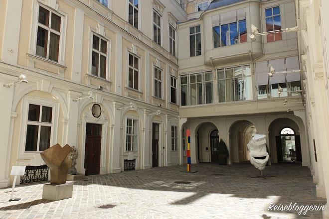 Im Palais Daun-Kinsky