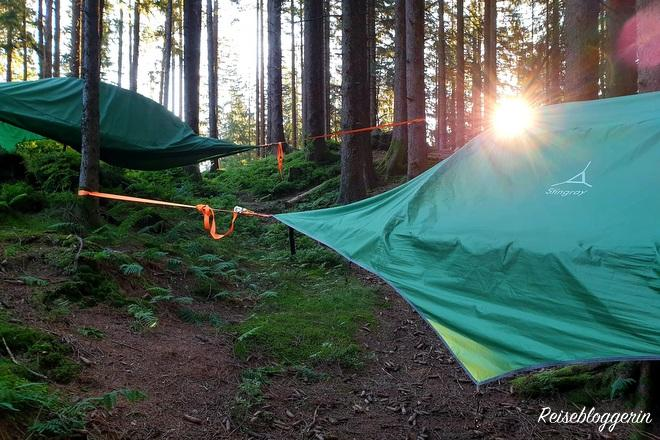 Tree Tents am Pilatus