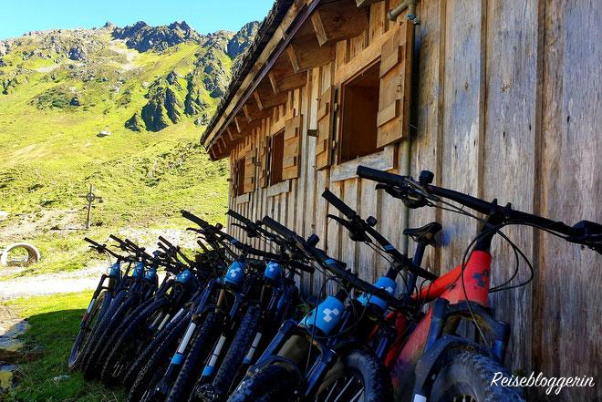Bike and Hike im Montafon