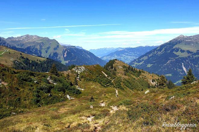 Panoramaweg Montafon