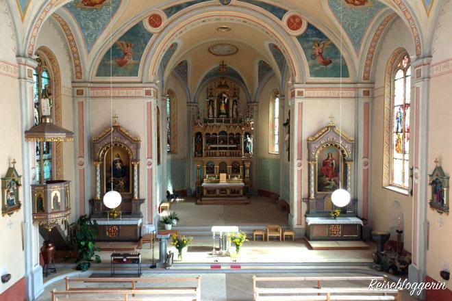 Pfarrkirche in Gaschurn