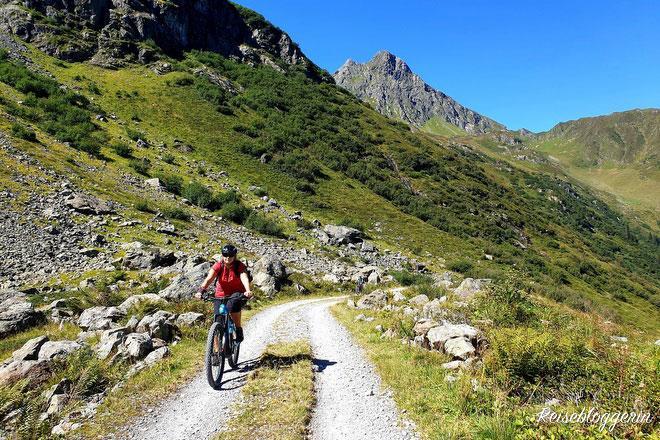 Radfahren im Montafon