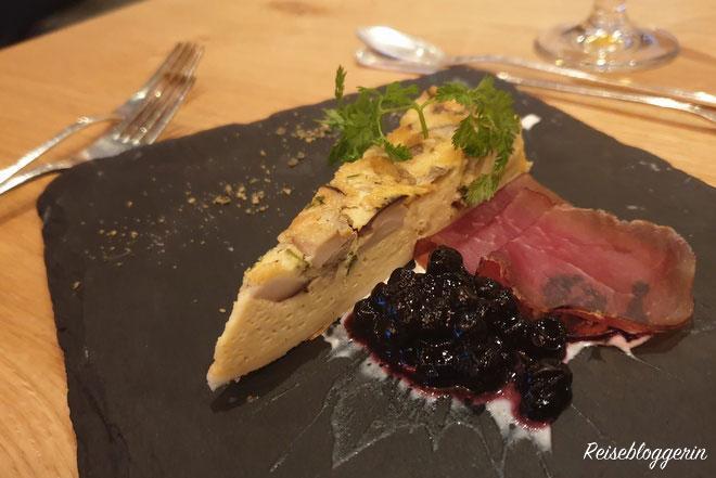 Steinpilz Käse Tarte
