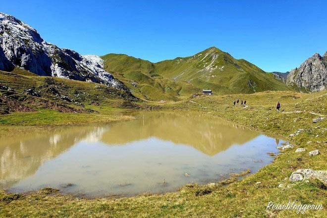 Wandern zur Tilisunahütte