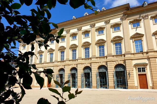 Palais Liechtenstein in der Fürstengasse