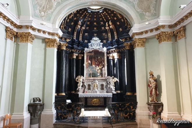 Peregrinikapelle in der Servitenkirche