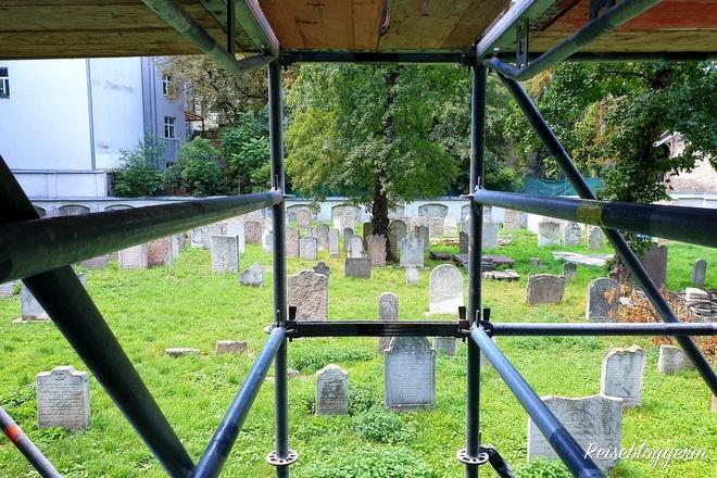 Seegasse Jüdischer Friedhof