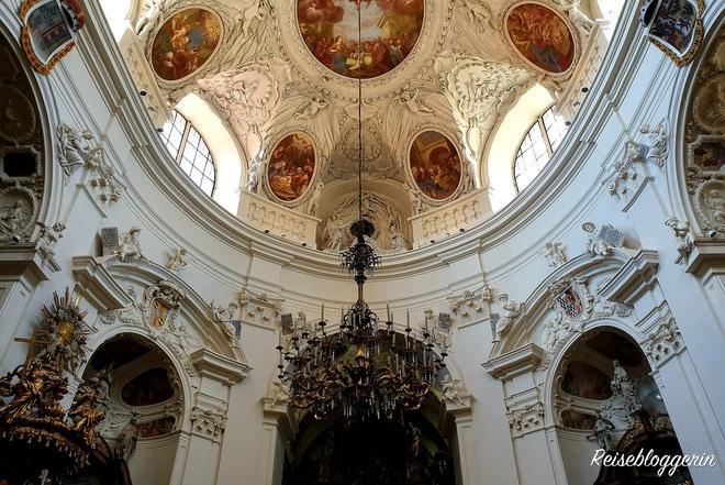 In der Servitenkirche